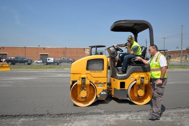 Visiting Volvo Construction Equipment's Shippensburg facilities   Compact Equipment