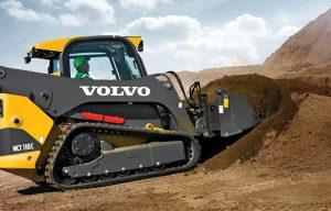 Volvo Track Loaders — 2016 Spec Guide