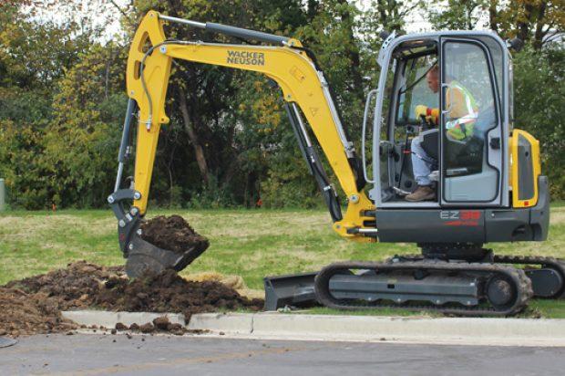 Wacker Neuson Excavators — 2016 Spec Guide