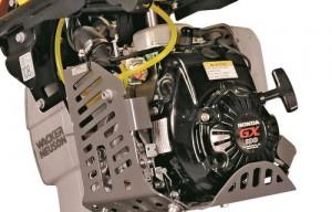 Wacker Neuson offers Honda powered rammers
