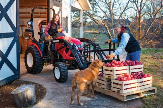 Yanmar Tractors — 2016 Spec Guide