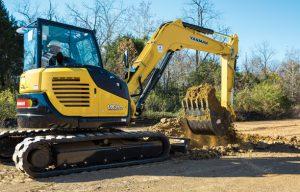 Yanmar Excavators — 2016 Spec Guide