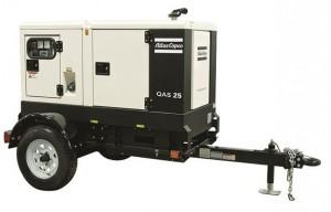 Atlas Copco launches Tier 4 Final QAS 25 generator