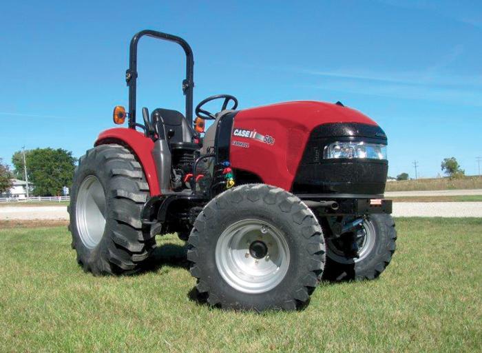 Case IH Farmall Compact Tractors — 2014 Spec Guide | Compact