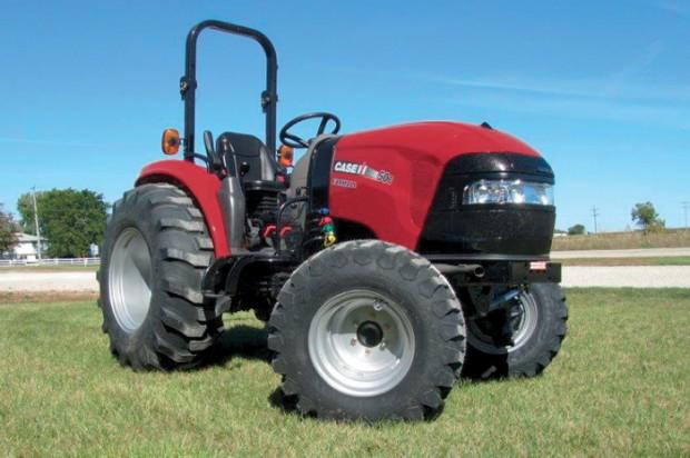 Case IH Farmall Compact Tractors — 2014 Spec Guide