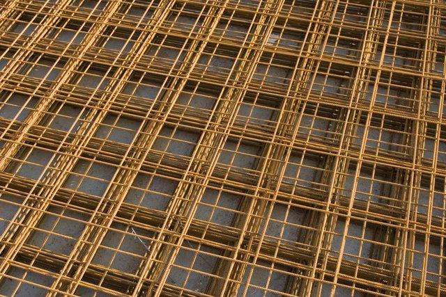 construction materials metal steel