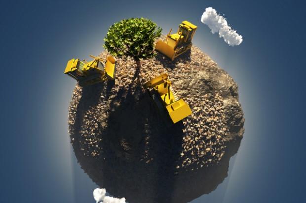 U.S. Construction Equipment Exports Down 25 Percent
