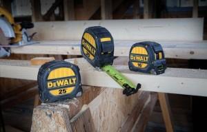 Dewalt introduces premium tapes Guaranteed Tough