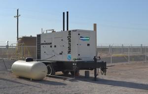 Generator Equipment Showcase