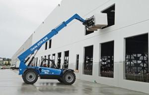 Earning Our Telehandler Certification Using Genie Lift Pro Training