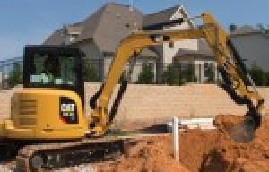 Caterpillar's Dual-Lock Tilt Coupler Available for Mini Hydraulic Excavators