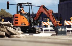 Hitachi Compact Excavators — 2014 Spec Guide