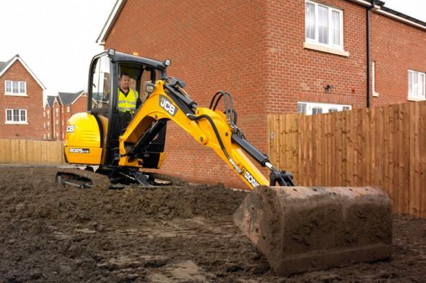 JCB Compact Excavators — 2014 Spec Guide