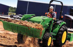 John Deere Tractors — 2016 Spec Guide