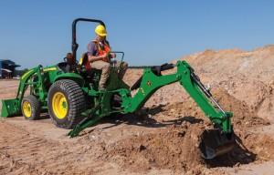 John Deere Compact Tractors — 2014 Spec Guide