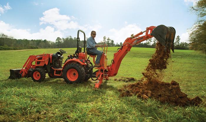 Kioti Compact Tractors : Kioti compact tractors — spec guide equipment