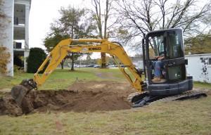 Innovative Iron Awards: Kobelco SK35SR and Takeuchi TB excavators