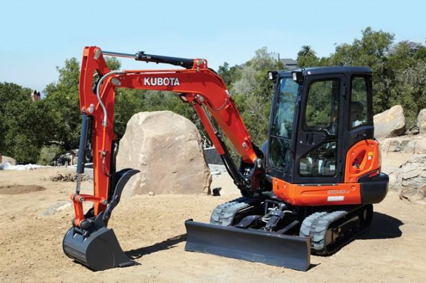 Kubota Tractor Hydraulic Blade : Attachment awards — kubota s hydraulic in blade
