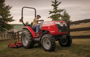 Massey Ferguson Compact Tractors — 2014 Spec Guide