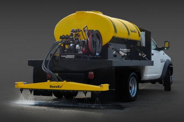 SnowEx introduces modular anti-icing/de-icing sprayer system