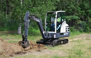 Terex Compact Excavators — 2014 Spec Guide