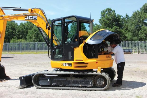 Maintenance Insights on Tier 4 Final Compact Excavators