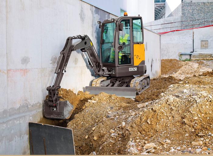 Volvo Compact Excavators 2014 Spec Guide Compact Equipment