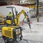Innovative Iron Awards: Wacker Neuson's 803 Dual Power Excavator