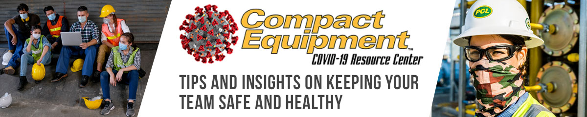 Compact Equipment: COVID-19 Resource Center