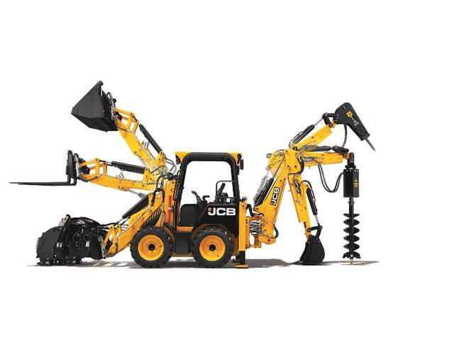 product of the day jcb unveils new 1cx backhoe loader pact Cat Backhoe Loader share pact equipment