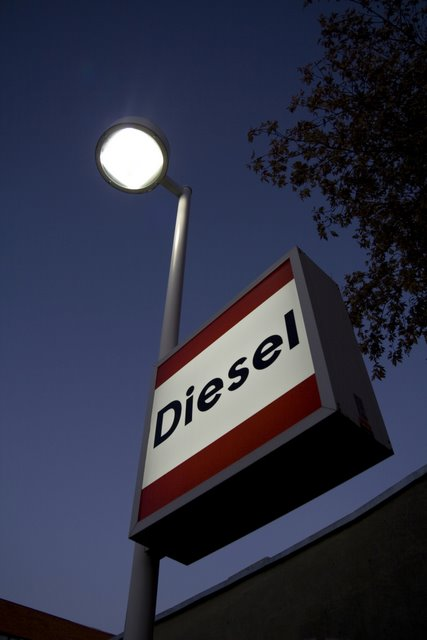 . Diesel fuel prices climbed 7.1 percent in February and 40 percent for the year.