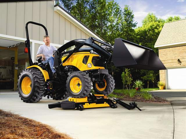 Yanmar America and MTD/Cub Cadet Modifying Partnership, Yanmar to