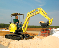 Rules of Replacement | Compact Equipment