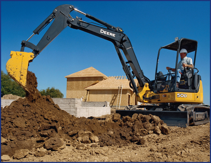 Mini Excavator Section | Compact Equipment