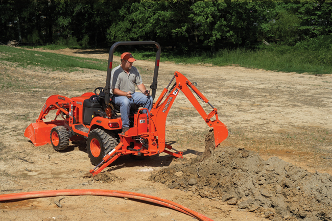 The Home Depot Compact Equipment