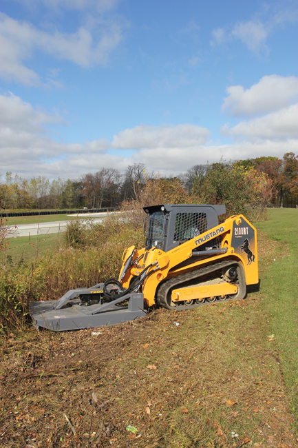 Going with the Flow | Compact Equipment