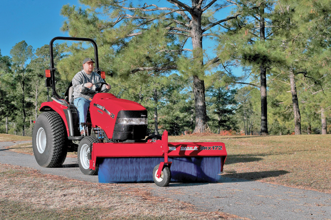 Compact Tractor Attachment Showcase Compact Equipment