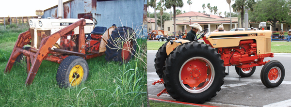 Chevron Upgrades Delo Tractor Restoration Competition for 2012