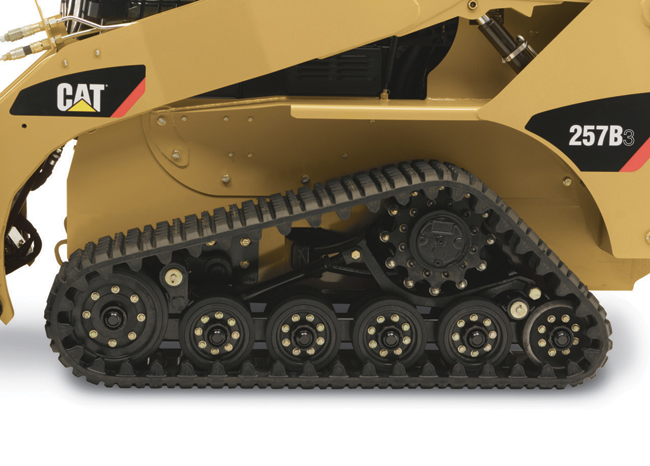 Anatomy of an Undercarriage   Compact Equipment