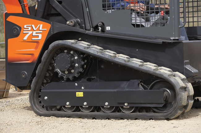 Anatomy of an Undercarriage | Compact Equipment
