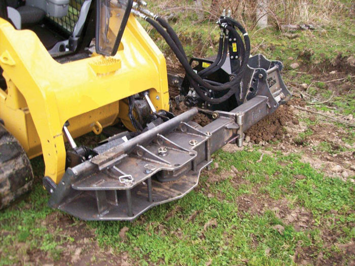 The Side Trencher
