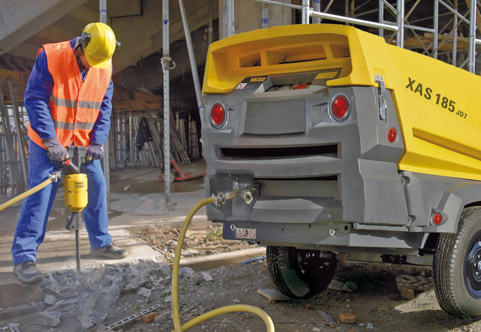 Tips to picking a portable, diesel compressor