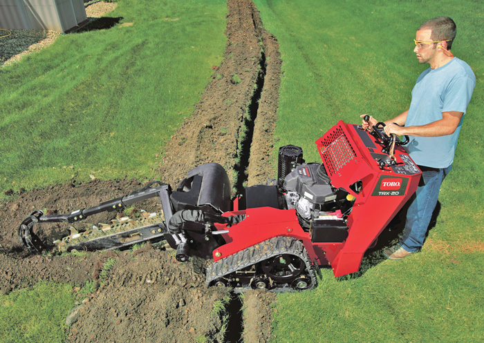 Digging Easy Compact Equipment