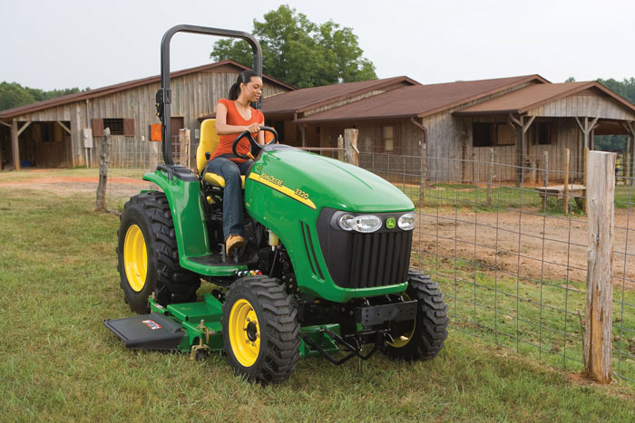 Compact Utility Tractors 24 To 31 Hp 3000 Series 32 43 And 4000 41 66