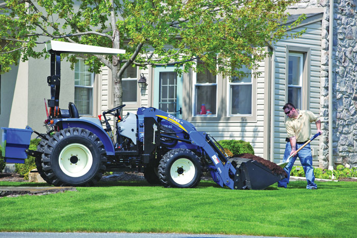 Compact Tractor Spec Guide | Compact Equipment