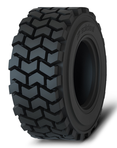 tires tracks showcase compact equipment