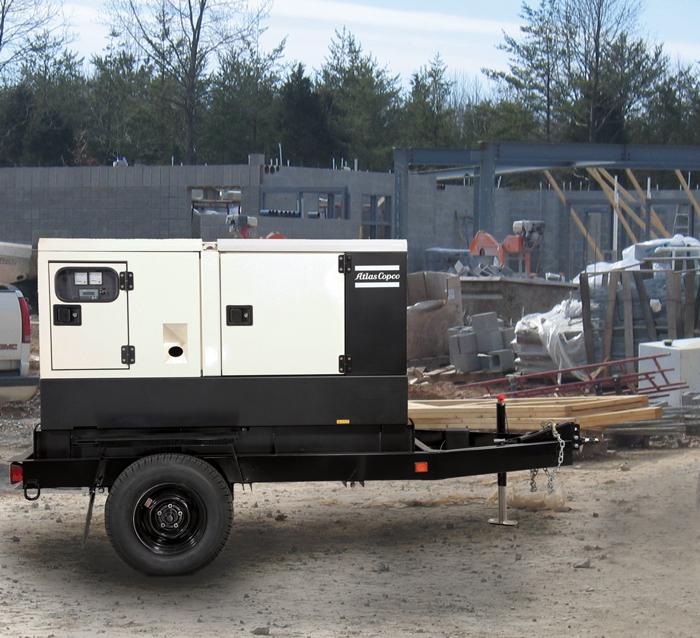 Towable Generator Basics | Compact Equipment