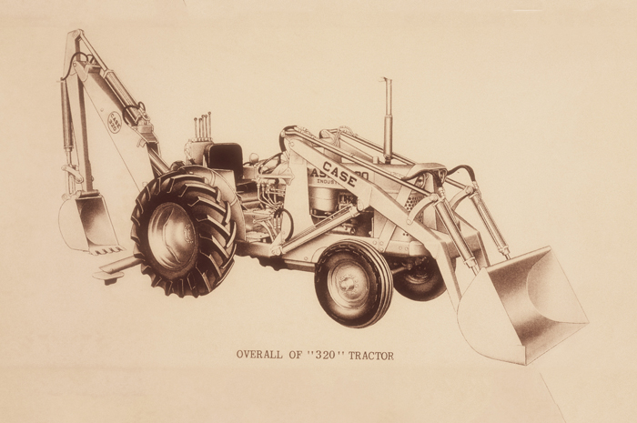 The Dual History of the Backhoe Loader   Compact Equipment