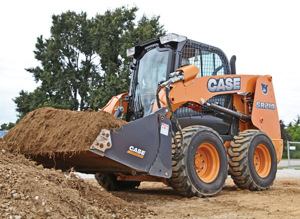 Case SR210 Skid Steer