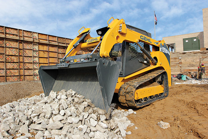 Gehl RT250 Compact Track Loader